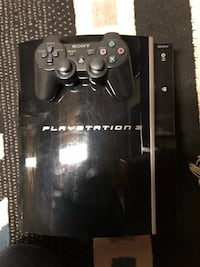 PS3 with controller  Oshawa, L1H 6V6