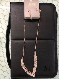Ardene necklace and earring set Surrey, V3W 2H3