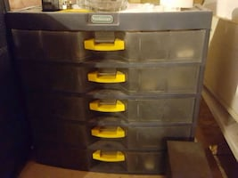 Tool box for small items