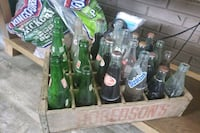 1940 bottles and crate Rock Hill, 29730