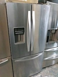 Whirlpool 30 in French door refrigerator The Bronx, 10456