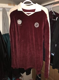 Suede Puma Atheltic Rugby Long Sleeve Shirt Toronto, M9R 2L1