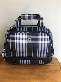 Hey's Plaid Hybrid Travel Beauty Case Calgary, T2Y 3A1