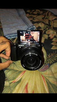 Sony camera  Houston