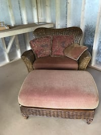 brown and white fabric sofa chair 45 km