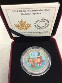 Holiday Toy Box - Collectable Coin Mississauga, L5J 1J7