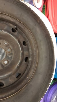 Winter Tires Including Rims! Kitchener, N2B 3E4