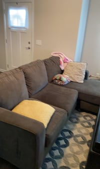 Couch, Love Seat, ottoman, 1 side table