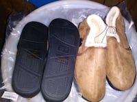 Men's house shoes Bakersfield, 93307