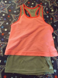 Girls size 6/6x C9 by Champion Athletic Tank Top