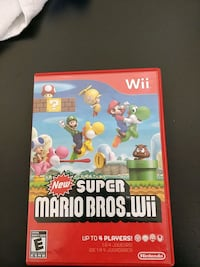 Mario Bros game for Wii King George, 22485