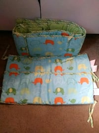 Crib set firm on price. CASH ONLY