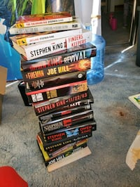 Stephen King and others