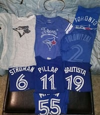 Ladies Blue Jays T's  Stratford, N5A 6E6