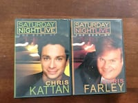 2 Saturday Night Live Best Of DVDs Parker, 80138