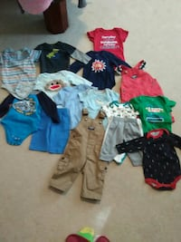 Baby clothes 3-6 months