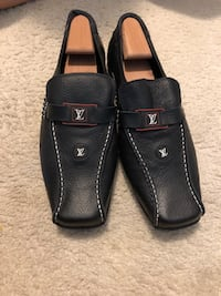 Louis vuitton loafers size 11 North Miami, 33181