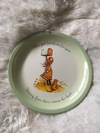 Vintage Holly Hobbie Collector Plate Toronto, M2M