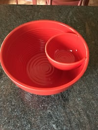 Chip and Dip Bowl! Great Birthday Gift! Easton, 18045