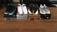 Retro Jordan's and 350 airmax!!!! Chicago, 60643
