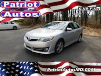 Toyota Camry 2012 BAD CREDIT? DON'T SWEAT IT! Baltimore