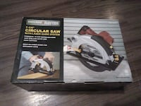 """7 1/4"""" circular saw with laser guide Amelia, 45102"""