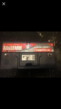 Diesel truck battery tested $100 firm price  EDMONTON
