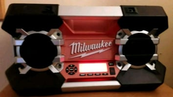 Milwaukee Boombox cord and cordless M18 or M12