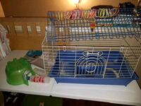 Gunieu pig cage with accessories  Austin, 78747