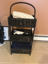 Wicker 3 tier baskets New York, 11385