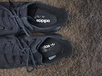 983652cfed238 Used pair of black Adidas Yeezy Boost 350 V2 for sale in Hesperia ...