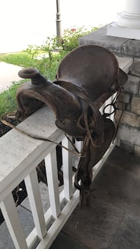 Antique children's saddle Novato, 94949