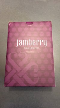 Brand new in box Jamberry heater Calgary, T3K 2B3