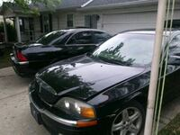 Two black linclons $3500 Indianapolis, 46241