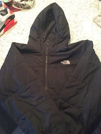 Large north face coat