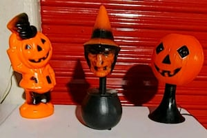 HALLOWEEN DECORATIONS /LAMPS/LIGHTS