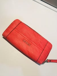 Guess leather wristlet Liverpool, 13090