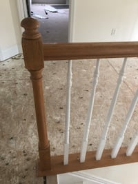 Railing w Spindle and Posts Warrendale