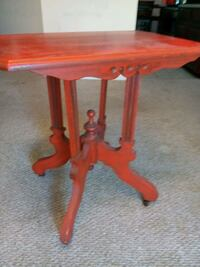 square brown wooden table Orange Park, 32065