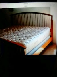 KING SIZE PINE BEDFRAME(ONLY) Wappingers Falls, 12590