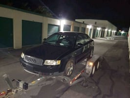 2002 audi a4 1.8t hit me up for parts