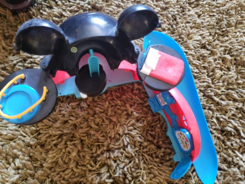 Mickey Mouse Playset 5bc52f93-244f-4e86-8942-db133a205d73
