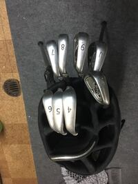 Ping i15 Golf clubs iron set Silver Spring, 20901