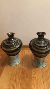 Vases (cost for both) 573 mi
