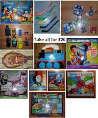 Toys - Lot 3 (Take all for $20) Mississauga