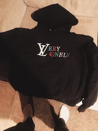 No Jumper x Very Lonely Hoodie Richmond, 23225