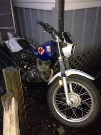 3 motorcycles for sale as is  Ben Lomond, 95005