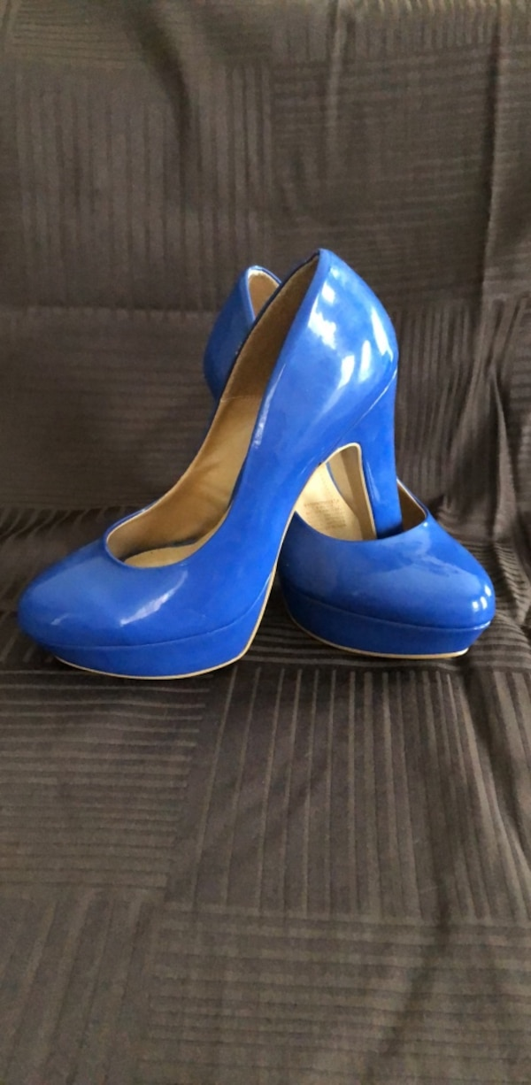 e844e7b74 Used ROYAL BLUE PUMPS for sale in Vaughan - letgo