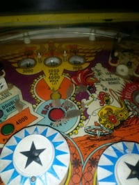 1978' Wild Fyre Arcade Pinball Machine Washington, 20002