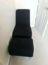 black and gray rolling chair 32 km